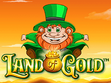 Играть в автомат Land Of Gold от компании Плейтек